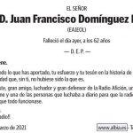 EA1EOL Juan Francisco – SK 19.03.2021